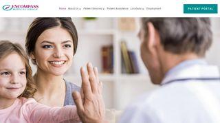 Encompass Medical Group Patient Portal