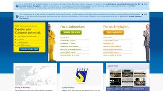 Europe Job Portal