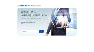 Europe Samsung Portal