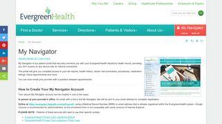 Evergreen Women's Health Patient Portal - Find Official Portal