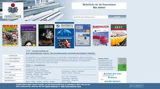 Fachzeitschriften Portal