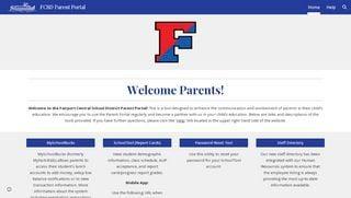 Fairport Parent Portal