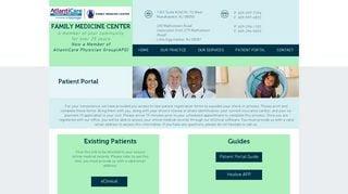 Family Medicine Portal