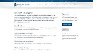 Fcn Patient Portal