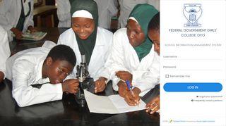 Fggc Oyo School Portal