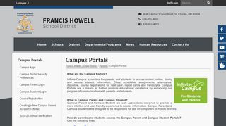 Fhn Parent Portal