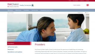First Choice Select Health Provider Portal