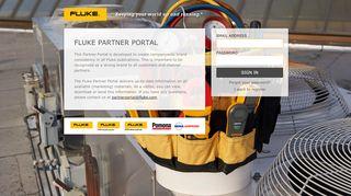 Fluke Partner Portal