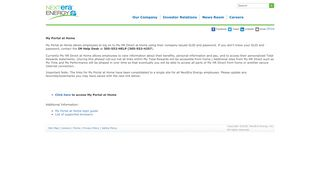 Fpl Employee Corporate Portal