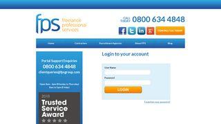 Fps Client Portal