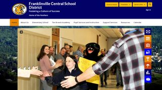 Franklinville Central School Web Portal