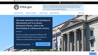 Freedom Of Information Portal