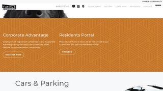 Fusion 1560 Resident Portal