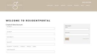 Gather Oxford Resident Portal