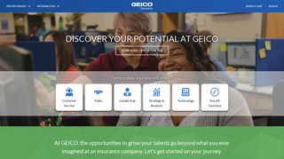 Geico Employee Portal