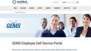Gems Employee Self Service Portal