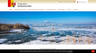 Gis Portal Burgenland