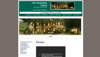 Glenholme School Portal