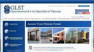 Glst Patient Portal