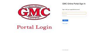 Gmc Portal