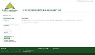 Goldschmaus Portal