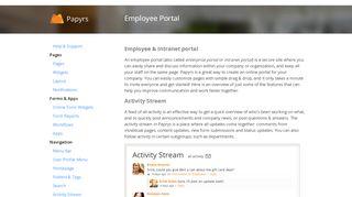 Google Employee Portal