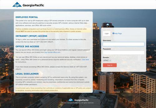 Gp Com Employee Portal