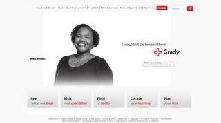 Grady Employee Portal