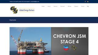 Grand Isle Shipyard Employee Portal