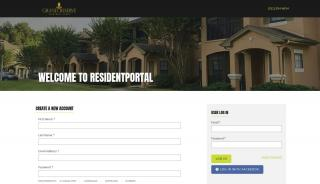 Grand Reserve Resident Portal