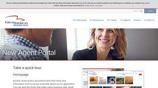 Great American Agent Portal