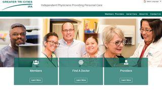 Greater Tri Cities Ipa Provider Portal