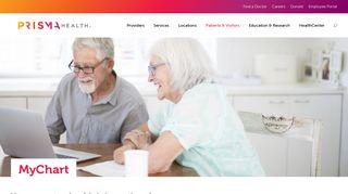 Greenville Hospital System Patient Portal