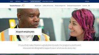 Gtaa Employee Portal