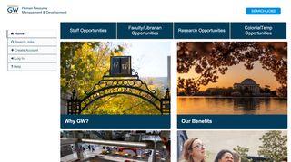 Gw Jobs Portal