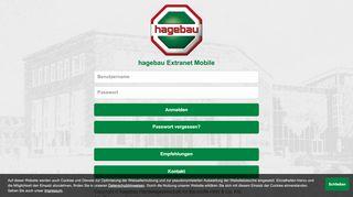 Hagebau Extranet Portal