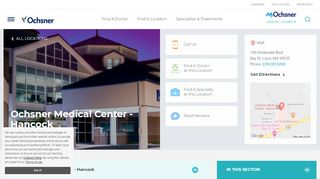 Hancock Medical Center Employee Portal