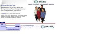 Harris Employee Portal