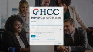 Hcc Employee Portal