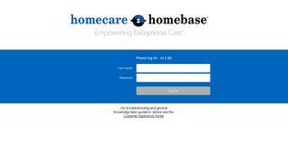 Hchb Customer Experience Portal