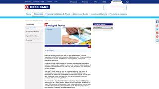 Hdfc Bank Employee Portal