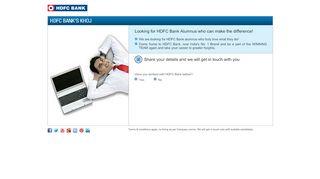Hdfc Bank Ex Employee Portal