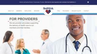 Healthlink Provider Portal