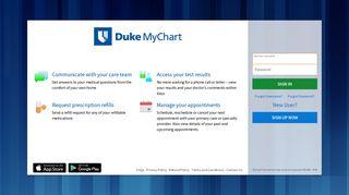 Healthview Dukehealth Org Portal