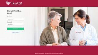 Hearusa Provider Portal