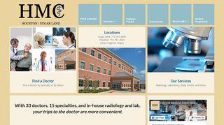 Hillcroft Medical Clinic Portal
