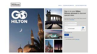 Hilton Employee Portal