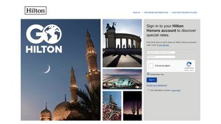 Hilton Friends And Family Portal