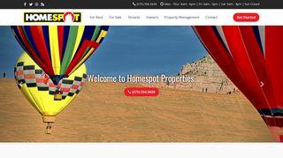 Homespot Login Portal