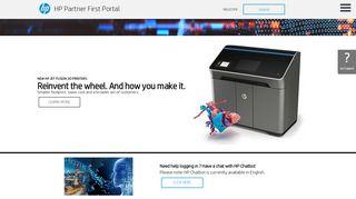 Hp Partner Portal Lar